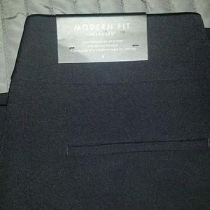 NWT Ann Taylor Black Dress Pants Size 6